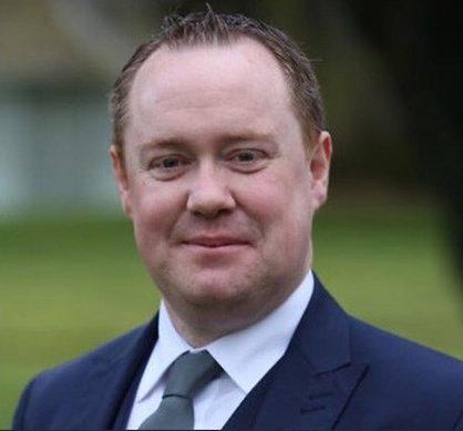 Barry McAuley, BICP Postdoctoral Researcher