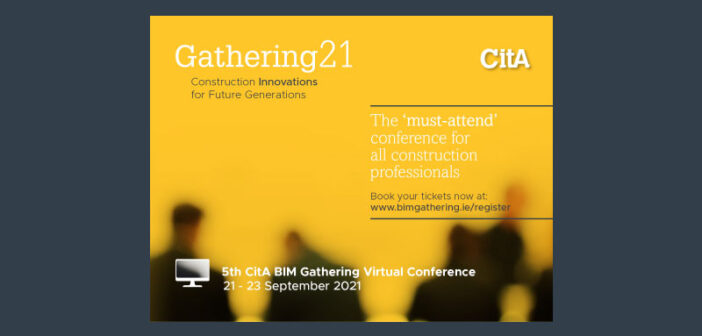 Secure tickets now for the 2021 CitA Gathering